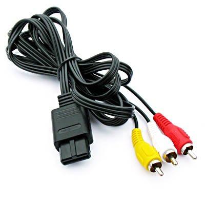modell-welten : TV AV Kabel für Nintendo SNES / Super Nintendo, Super Nintendo