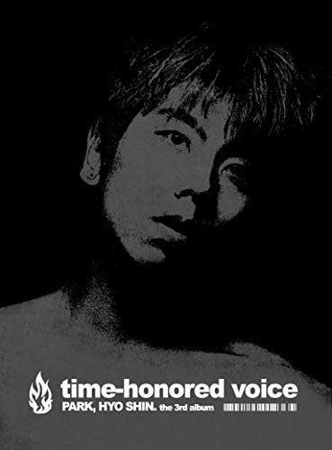 CD : HYO SHIN PARK - Time-honored Voice