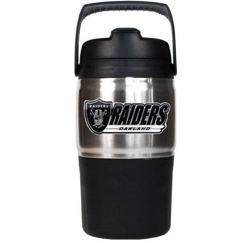 Nfl Oakland Raiders 48-Ounce Travel Jug