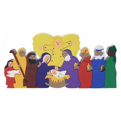 Cheap ImagiPLAY Nativity Puzzle (B0010EN5PC)