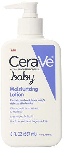 CeraVe Baby Lotion, 8 Ounce