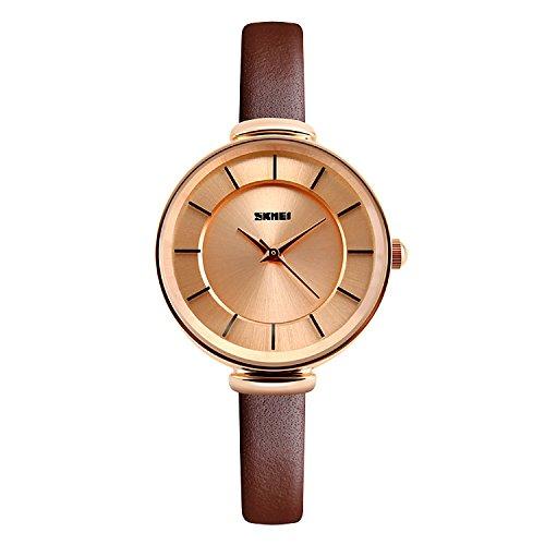 civo-womens-slim-brown-genuine-leather-band-luxury-analogue-quartz-wrist-watch-womens-30m-water-resi