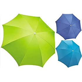 Rio Sports Umbrella (6 ft)-(Colors Will Vary)