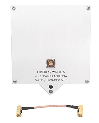 Circularly polarized circular patch antennas