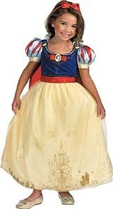 Little Girls' Prestige Snow White Costume Small (4-6)