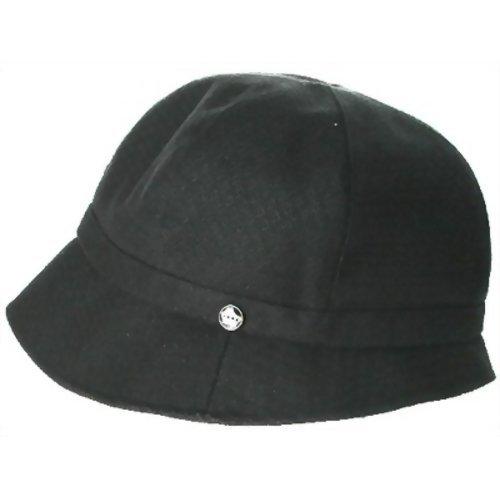岡田美里プロデュース清楚な帽子 黒