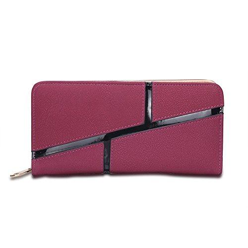 maijin-women-wallet-zipper-lady-pu-leather-coin-purses-clutch