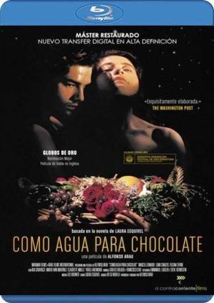 Como Agua Para Chocolate Blu Ray Like Water for Chocolate
