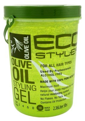 Eco Styler Styling Gel Olive Oil 2.36 lt