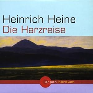 Die Harzreise Hörbuch