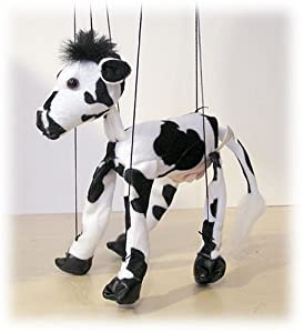 Cow 18 Animal Marionette by Sunny & Co Toys