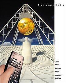 Electronic Media (with InfoTrac) (Radio/TV/Film Series)