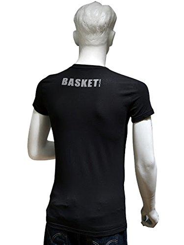 (エンポリオアルマーニ) EMPORIO ARMANI メンズ tシャツ vネック 半袖Tシャツ イーグルマーク バックプリント [110810-3P533] [並行輸入品]