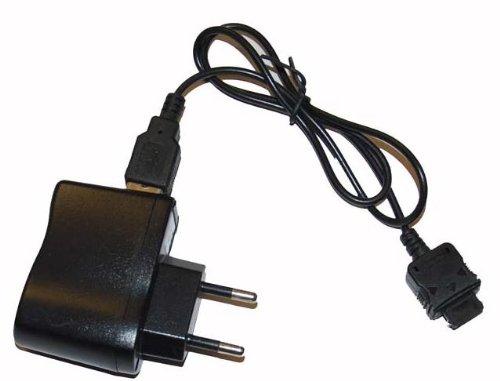 Handy Ladegerät für SAMSUNG - E700 / D500 / A300 / A400 / A800 / C100 / C120 / C130 / C200 / C200n / C210 / C210n / C300 / D410 / D510 / D600 / E100 / E300 / E310 / E330 / E330n / E340 / E350 / E370 / E380 / E600 / E610 / E630 / E710 / E730 / E760 / E770 / E800 / E820 / E850 / E860 / E860v / N200 / N400 / N500 / N620 / P100 / P400 / P410 / P510 / P900 / Q200 / R200 / R210 / S200 / S300 / S300n / S400i / S500 / T100 / T400 / V200 / X100 / X150 / X160 / X200 / X210 / X300 / X400 / X450 / X460 / X4