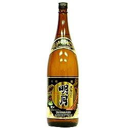 芋焼酎 明月黒麹 25度 1.8L