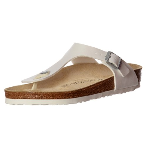 Birkenstock Gizeh Oiled Leather Sandal - Women's Habana