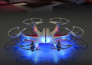 Amazon.com: MJX X800 2.4G Remote Control Quadcopter Hexacopter 6 Axis