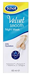 Scholl Velvet Smooth Pedicure Overnight Foot Mask 60 ml
