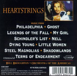 Neil Young - Heartstrings: Music From Philadelphia, Ghost, Legends Of The Fall... (Soundtrack Anthology) - Zortam Music