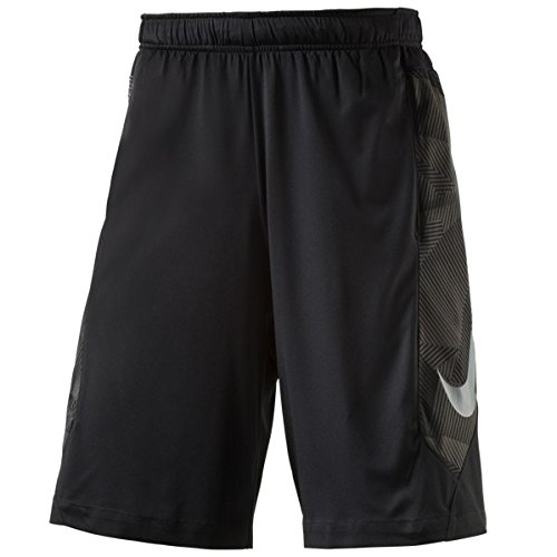 Nike Men's Hyperspeed Knit Shorts, Black, XL