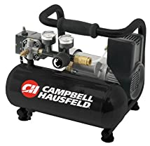 campbell hausfeld ct100100di Contractor Series 1 Gallon Oil Free Air Compressor