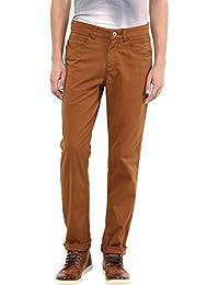 Urban Eagle By Pantaloons Men's Trousers - B01BTTMO0O