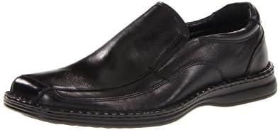 Steve Madden Men's P-Maxxx Slip-On, Black, 7 M US