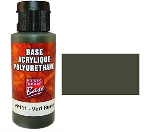 Vallejo Russian Green Primer Acrylic Polyurethane, 60ml