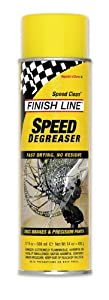 Finish Line Speed Degreaser Bicycle Cleaner & Degreaser 17-ounce Aerosol Spray