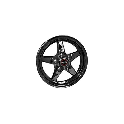 Race Star Wheels 92 Drag Star Dark Star Black Chrome 17x4.5 Corvette 5x4.75 (Race Star Drag Wheel compare prices)