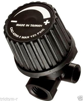 CAC-4296-1 Air Compressor Regulator Craftsman Porter Cable DeVilbiss ** OEM **