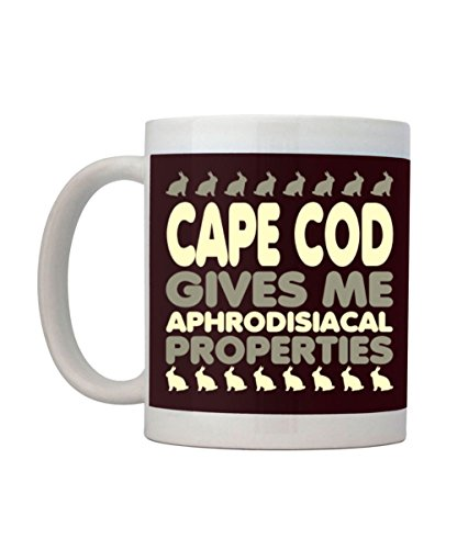 Idakoos - Cape Cod gives me aphrodisiacal properties - Drinks - Mug