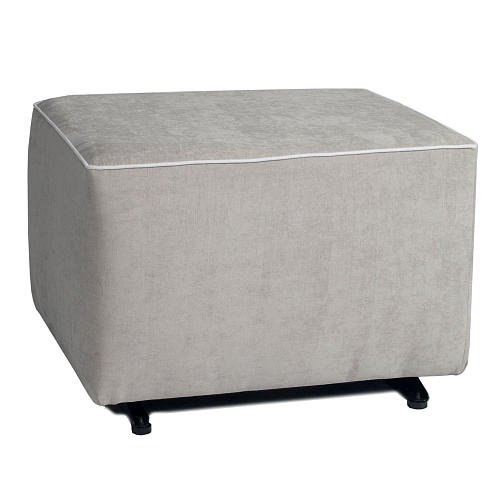 Baby Glider And Ottoman front-115923