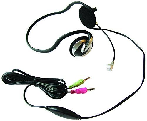 ewent-cuffie-con-microfono-controllo-volume-per-skype-msn-voipbuster-yahoo-googletalk-nero