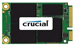 Crucial M500 120GB mSATA Internal Solid State Drive CT120M500SSD3