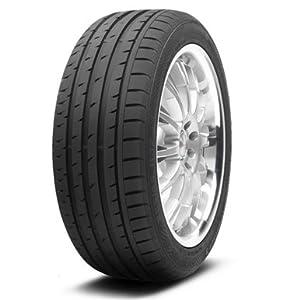 Continental ContiSportContact 3 SSR 245/45R18SL 96Y Tire 03502830000