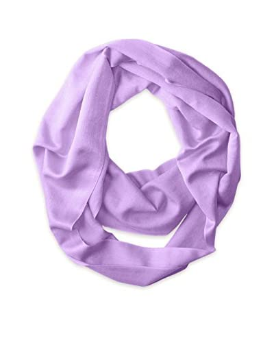 Portolano Women's Eternity Woven Scarf, African Violet