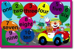 Cheap Learning Tools FLOOR PUZZLE NUMBERS (B000NNLZZS)