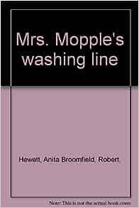 mrs mopple 39 s washing line anita broomfield robert. Black Bedroom Furniture Sets. Home Design Ideas