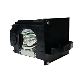 Mitsubishi Replacement DLP TV Lamp with Housing 915P049010