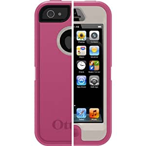 OtterBox Defender Series Case for iPhone 5 - Retail Packaging - Blush Pink (Discontinued by Manufacturer)
