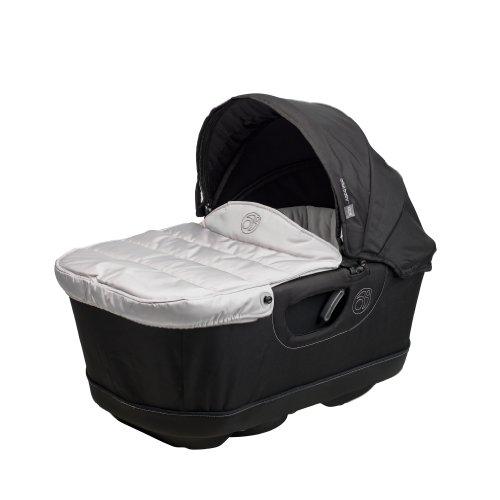 Orbit Baby G3 Stroller Bassinet, Black front-1066298