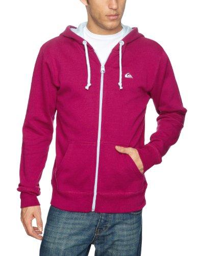 Quiksilver Contrast Men's Sweatshirt Berry X-Large