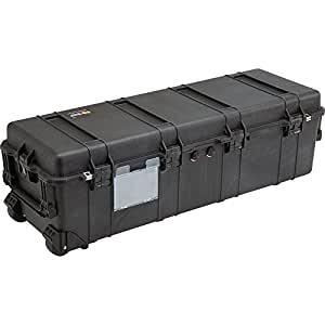 Pelican 1740 Black Long Case with Foam