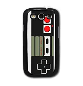Old School Video Game Controller - Samsung Galaxy S3 Cover, Cell Phone Case - Black