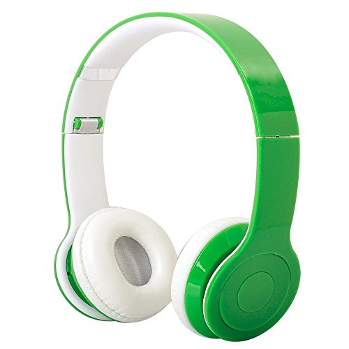 Generic-Green-35mm-Stereo-Headphone-for-iPhone-iPod