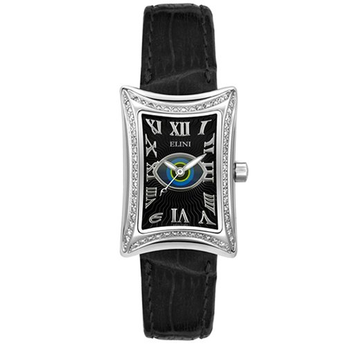 Elini Women's Nazar Diamond Watch #BK781TOPBK - Buy Elini Women's Nazar Diamond Watch #BK781TOPBK - Purchase Elini Women's Nazar Diamond Watch #BK781TOPBK (Elini, Jewelry, Categories, Watches, Women's Watches, By Movement, Swiss Quartz)