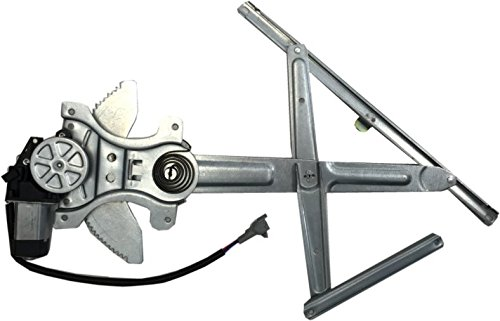 Well Auto Power Window Regulator W/motor Front Left Driver Side 95-04 Toyota Tacoma (Tacoma Window Motor compare prices)