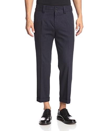 Dolce & Gabbana Men's Slim Fit Cropped Trouser