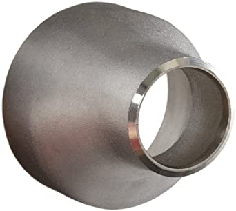 Stainless Steel 304/304L Butt-Weld Pipe Fitting, Eccentric Reducer Coupling, Schedule 10